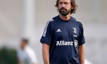 """Juventus-Verona, Pirlo: """"Non dobbiamo prendere uno schiaffo per reagire"""""""