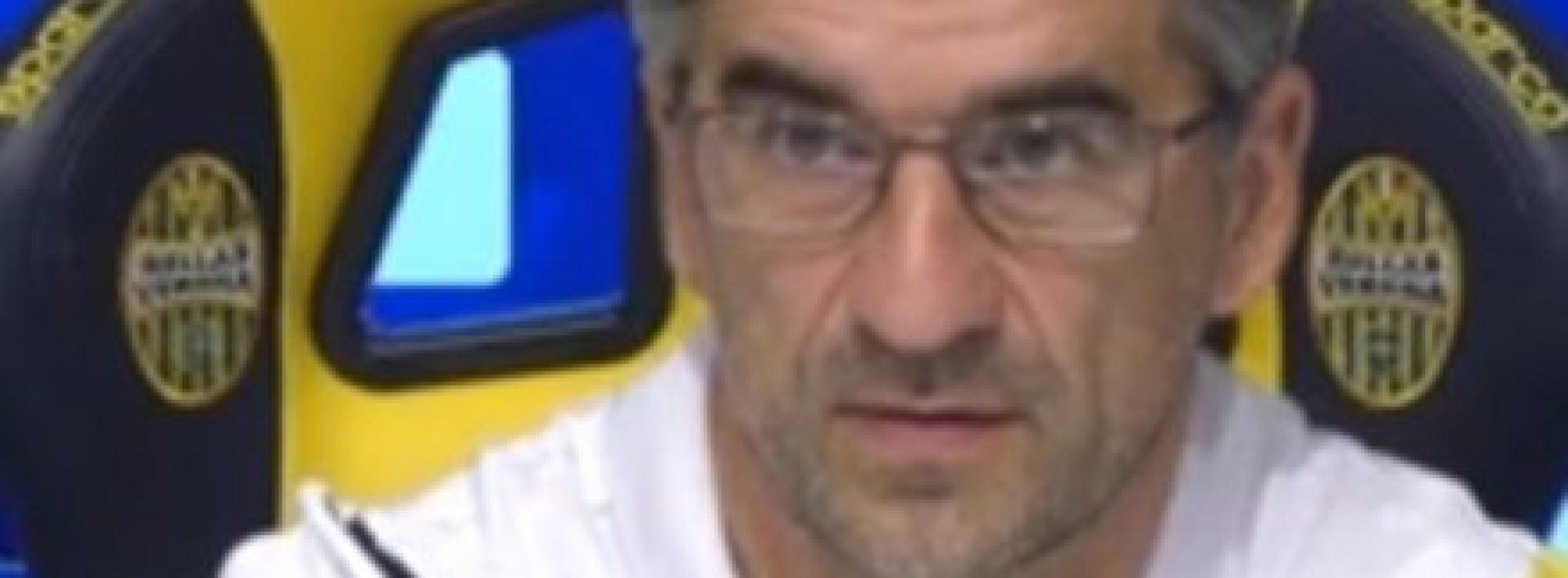 """Verona, Juric: """"Bologna? Giocatori molto interessanti, sarà difficile. Chi si ferma…"""""""