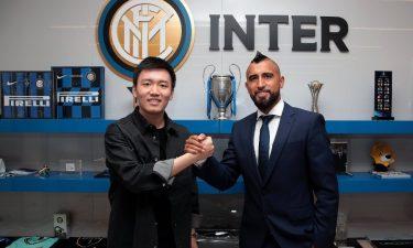 Inter, Vidal ufficiale: il benvenuto del club