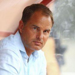 Frank de Boer è il nuovo allenatore dell'Olanda. Sostituisce Koeman