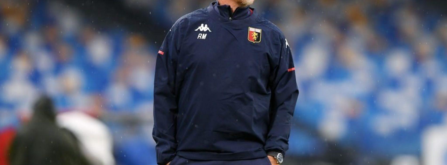 Maran esonerato: Per la panchina del Genoa pronto Ballardini