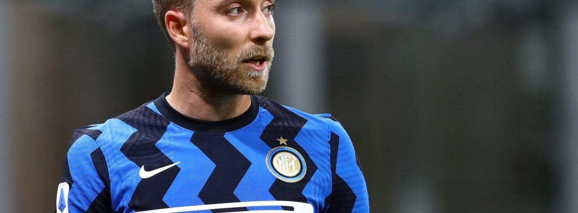 Coppa Italia, Eriksen in extremis: l'Inter vince il derby 2-1 e va in semifinale