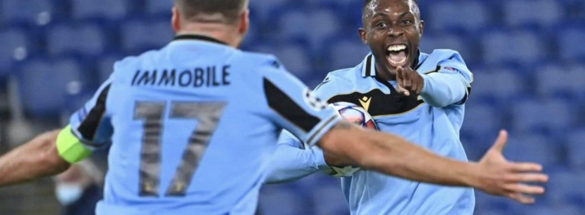 """Lazio Akpa Akpro: """"Drogba mio grande amico, mi ha detto che è solo l'inizio"""""""