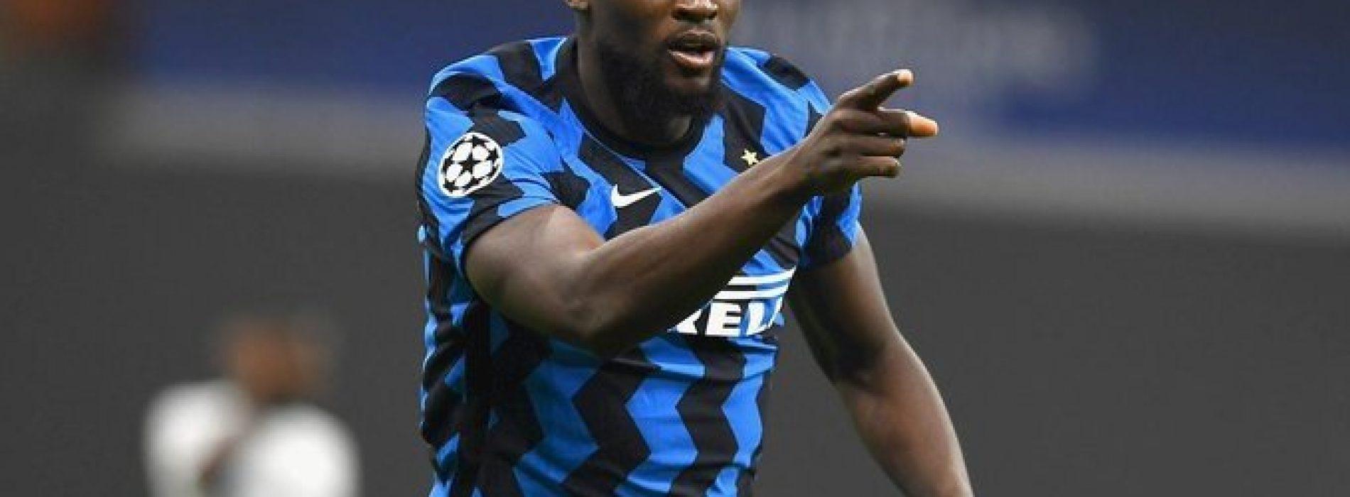 """Inter agente Lukaku: """"E' il miglior attaccante del mondo"""""""