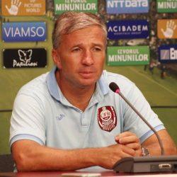Cluj esonerato Petrescu, si separano le strade. Mutu il successore?
