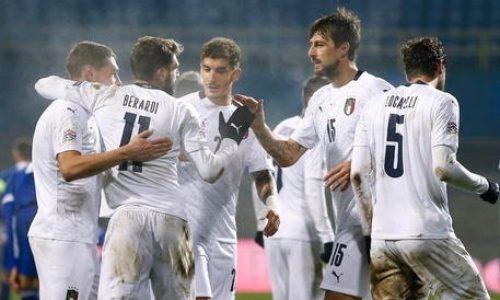 Bosnia-Italia 0-2: Azzurri alle final four di Nations league