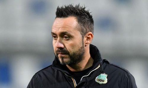"""Sassuolo Genoa De Zerbi: """"Il pareggio sarebbe stato immeritato"""""""