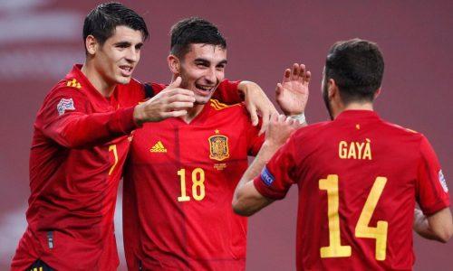 Spagna-Germania, pesante sconfitta tedesca contro una super Roja