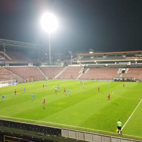 CFR Cluj Arlauskis torna in Gruia per il quarto titolo