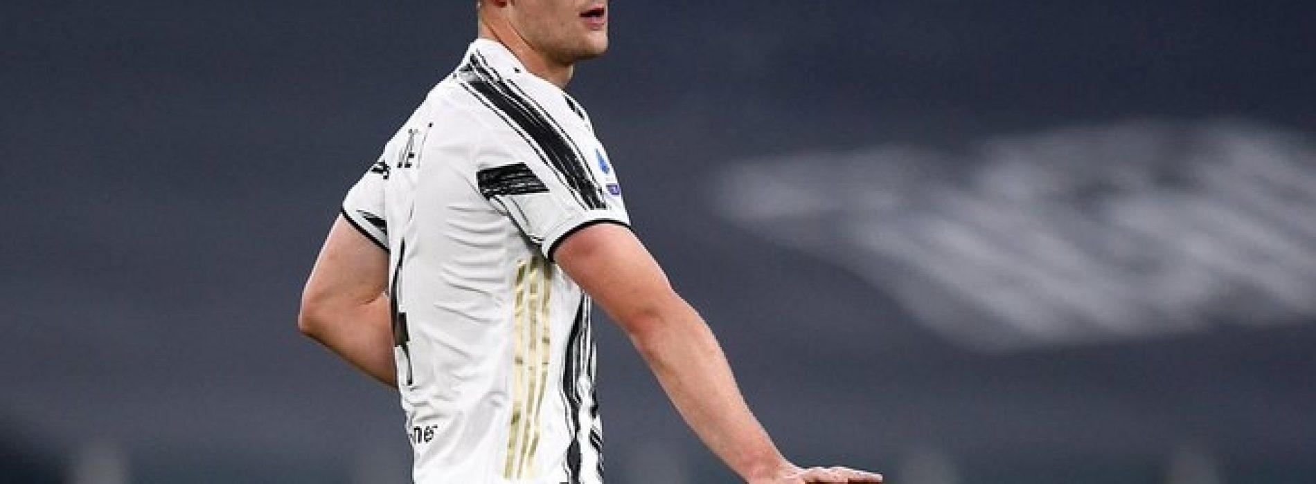"Juve de Ligt: ""Con Pirlo calcio più moderno, come quando ero all'Ajax"""