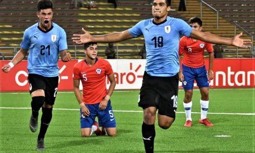 Matias Arezo, il nuovo Luis Suarez gioca nel River Plate Montevideo