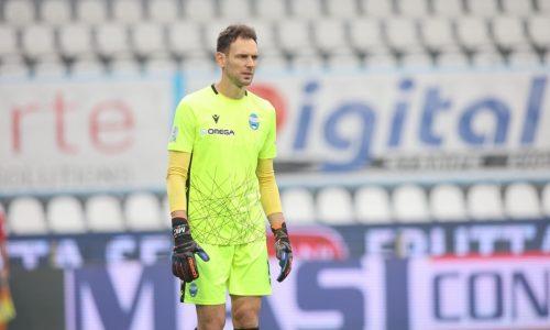 Covid Spal in ansia per Berisha: il portiere è ricoverato in ospedale