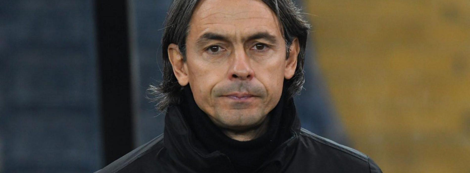 """Benevento, Inzaghi: """"Roma con il miglior calcio, Fonseca mi piace. Il derby…"""""""