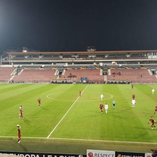Cluj batte il Viitorul Constanta per 2-1, vittoria all'ultimo respiro
