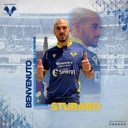 Ufficiale Verona Sturaro è un nuovo giocatore dell'Hellas
