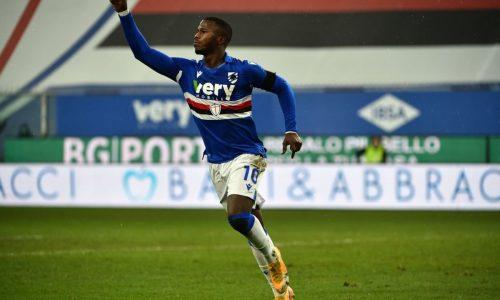 """Sampdoria Keita: """"Voglio portare la squadra in alto"""""""