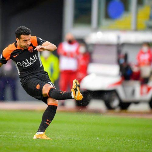 """Roma Pedro: """"Fonseca vuole vincere sempre. Per me è facile lavorare con lui"""""""