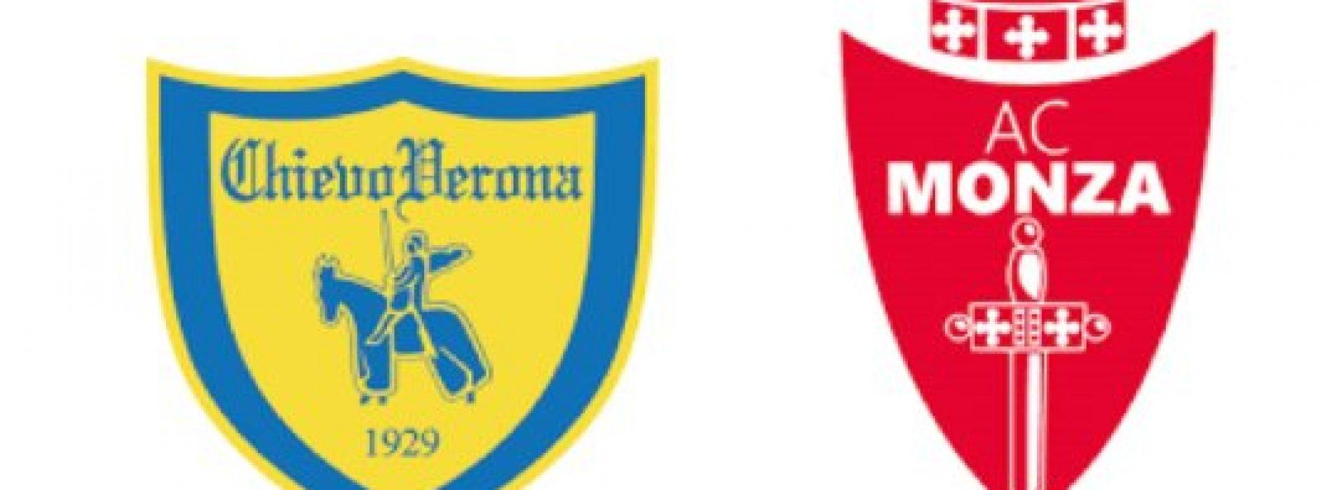 Chievo-Monza, focus Serie B: ecco il 24esimo turno