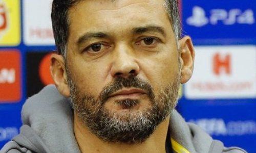"""Porto-Juventus, Conceicao: """"Serve gara solida, lasciamo troppo spazio agli avversari"""""""